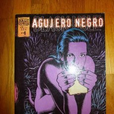 Cómics: BURNS, CHARLES. AGUJERO NEGRO. Nº 4. (BRUT COMIX). Lote 95693011