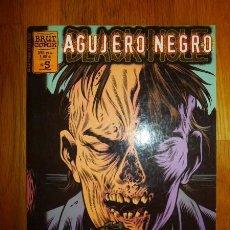 Cómics: BURNS, CHARLES. AGUJERO NEGRO. Nº 5. (BRUT COMIX). Lote 95693051