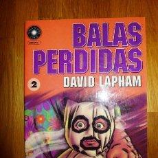 Cómics: BALAS PERDIDAS. Nº 2 : REPRESALIAS / DAVID LAPHAM. Lote 95693647