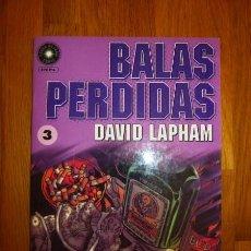 Cómics: BALAS PERDIDAS. Nº 3 : LA FIESTA / DAVID LAPHAM. Lote 95693691