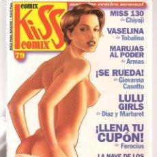 Cómics: KISS COMIX. Nº 79. SÓLO PARA ADULTOS. (C/A58). Lote 95810091