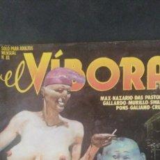 Cómics: EL VÍBORA Nº 81. Lote 96497915