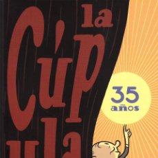 Cómics: LA CUPULA: 35 AÑOS (LA CUPULA,2015) - LIBRO EN RUSTICA. Lote 96525315