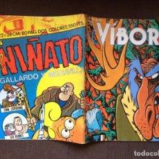 Cómics: EL VÍBORA Nº 45 - LA CÚPULA - MUY BUEN ESTADO. Lote 98362107