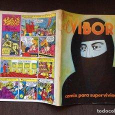 Cómics: EL VÍBORA Nº 45 - LA CÚPULA - MUY BUEN ESTADO. Lote 98362491