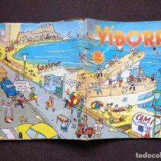 Cómics: EL VÍBORA 20 Y 21 - ESPECIAL EXTRA VERANO - LA CÚPULA. Lote 98408787