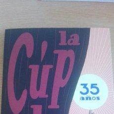 Cómics: LA CUPULA 35 AÑOS. Lote 98768831