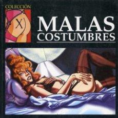 Cómics: GIOVANNA CASOTTO. MALAS COSTUMBRES. COLECCION X 88. LA CÚPULA 1997. Lote 99992199