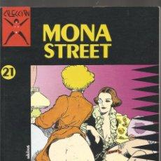 Cómics: COMIC PARA ADULTOS LA CUPULA MONA STREET Nº 21. Lote 100746103