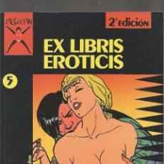 Cómics: COMIC PARA ADULTOS LA CUPULA EX LIBRIS EROTICIS Nº 5. Lote 100746255