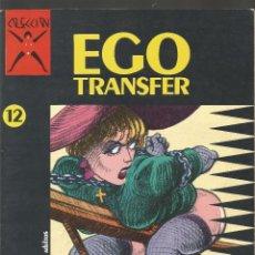 Cómics: COMIC PARA ADULTOS LA CUPULA EGO TRANSFER Nº 12. Lote 100747283