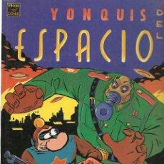 Cómics: VÍBORA COMIX. YONQUIS DEL ESPACIO. GALLARDO - MEDIAVILLA. LA CÚPULA. (RF.MA)PL/14. Lote 101082099