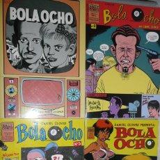 Comics : LOTE DE 4 CÓMICS BOLAOCHO DE DANIEL CLOWES 2-3-4-7. Lote 101851871