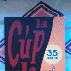 Cómics: LA CUPULA 35 AÑOS. Lote 102650047
