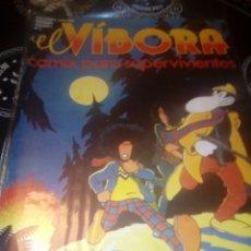 Cómics: EL VIBORA 5 PRIMERA EDICIÓN. Lote 102744608