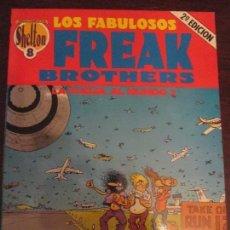 Cómics: LOS FABULOSOS FREAK BROTHERS. Lote 103321827