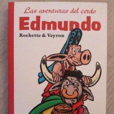 Cómics: LAS AVENTURAS DEL CERDO EDMUNDO. Lote 103408239