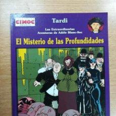 Cómics: ADELE BLANC-SEC EL MISTERIO DE LAS PROFUNDIDADES (CIMOC EXTRA COLOR #157). Lote 103787051