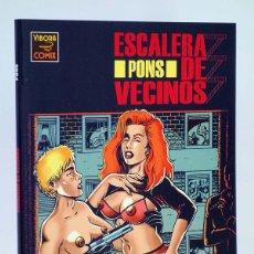 Cómics: ESCALERA DE VECINOS (PONS) LA CÚPULA, 2004. OFRT ANTES 6,95E. Lote 233355340