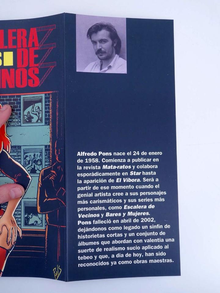Cómics: ESCALERA DE VECINOS (Pons) La Cúpula, 2004. OFRT antes 6,95E - Foto 6 - 233355340