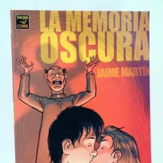 Cómics: LA MEMORIA OSCURA (JAIME MARTÍN) LA CÚPULA, 2001. OFRT ANTES 5,98E. Lote 286885898