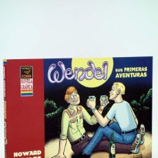 Cómics: WENDEL SUS PRIMERAS AVENTURAS (HOWARD CRUSE) LA CÚPULA, 2005. OFRT ANTES 8,95E. Lote 147051657