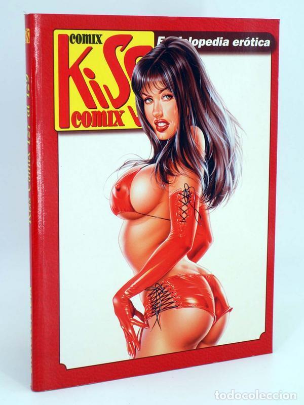 ENCICLOPEDIA KISS COMIX RETAPADO NºS 127, 128, 129 (VVAA) LA CÚPULA, 2002. OFRT ANTES 5,95E (Tebeos y Comics - La Cúpula - Autores Españoles)
