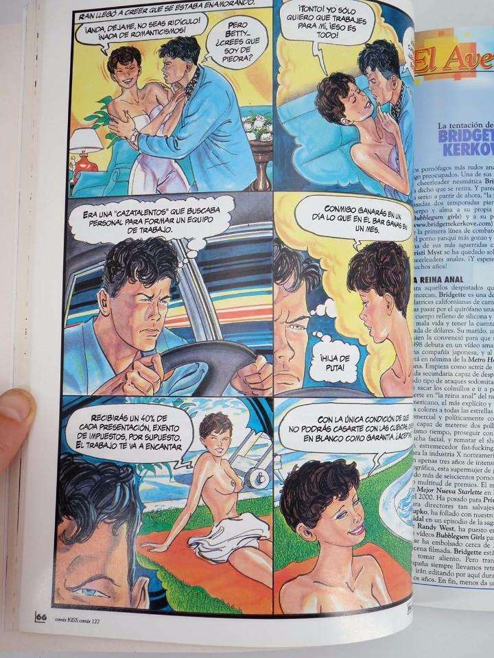 Cómics: ENCICLOPEDIA KISS COMIX RETAPADO NºS 127, 128, 129 (Vvaa) La Cúpula, 2002. OFRT antes 5,95E - Foto 5 - 123632460