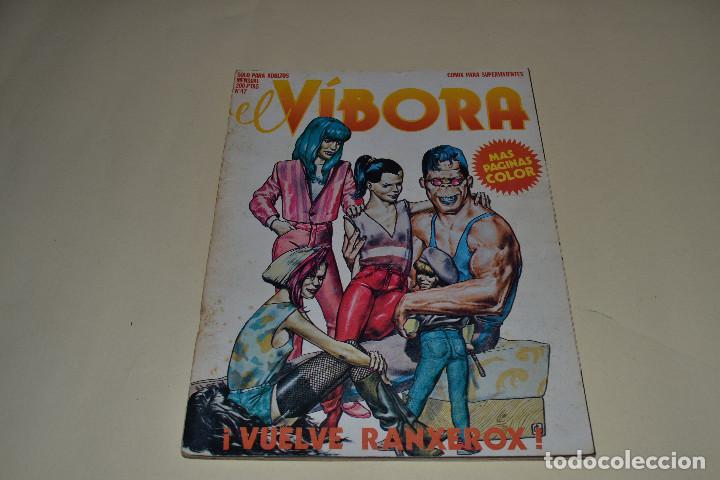 EL VIBORA Nº 47 (Tebeos y Comics - La Cúpula - El Víbora)