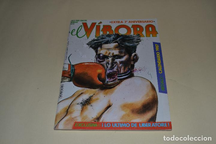 EL VIBORA Nº 83 (Tebeos y Comics - La Cúpula - El Víbora)