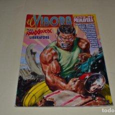 Cómics: EL VIBORA Nº 158. Lote 148238494
