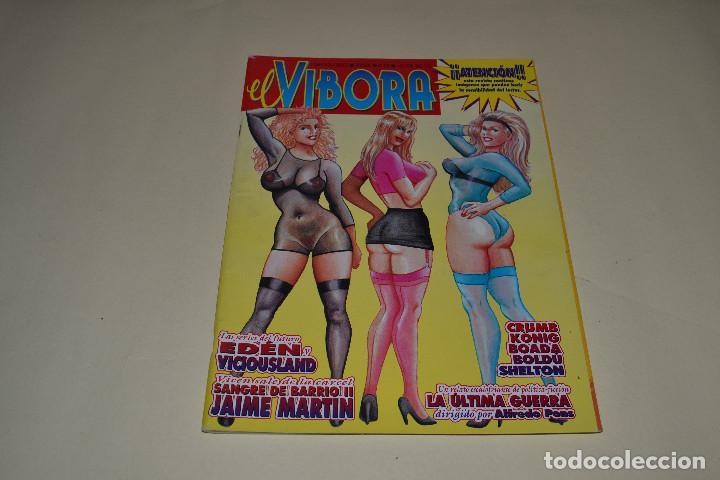 EL VIBORA Nº 156 (Tebeos y Comics - La Cúpula - El Víbora)