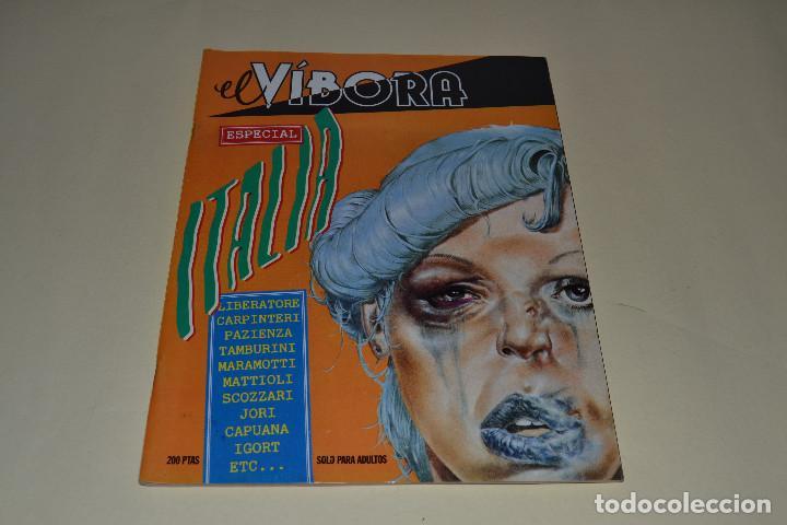 EL VIBORA ESPECIAL ITALIA (Tebeos y Comics - La Cúpula - El Víbora)