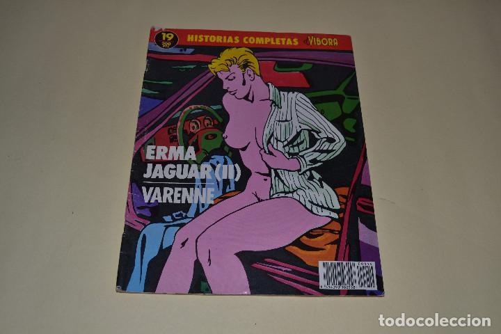 EL VIBORA HISTORIAS COMPLETAS Nº 19 (Tebeos y Comics - La Cúpula - El Víbora)