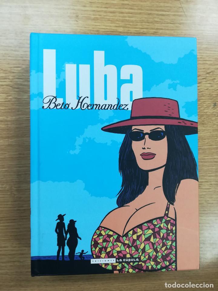 LUBA INTEGRAL (BETO HERNANDEZ - CARTONE) (Tebeos y Comics - La Cúpula - Comic USA)