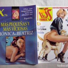 Cómics: TEBEOS Y COMICS: KISS COMIX - Nº 49 - MAGAZINE ERÓTICO ADULTOS (ABLN). Lote 152396616