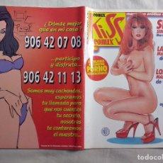 Cómics: TEBEOS Y COMICS: KISS COMIX - Nº 110 - MAGAZINE ERÓTICO ADULTOS (ABLN). Lote 105618011