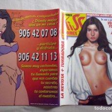 Cómics: TEBEOS Y COMICS: KISS COMIX - Nº 115 - MAGAZINE ERÓTICO ADULTOS (ABLN). Lote 105618395