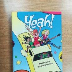 Cómics: YEAH! (PETER BAGGE / BETO HERNADEZ). Lote 105680075