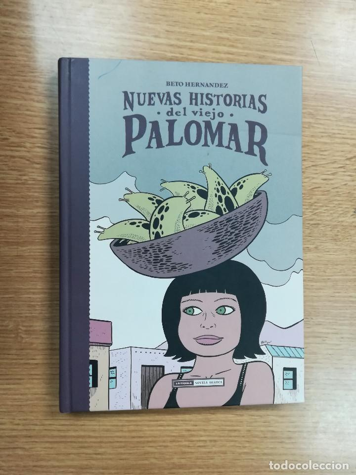 NUEVAS HISTORIAS DEL VIEJO PALOMAR INTEGRAL CARTONE (Tebeos y Comics - La Cúpula - Comic Europeo)