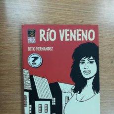 Cómics: RIO VENENO INTEGRAL RUSTICA. Lote 105726511