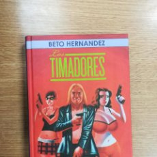 Cómics: LOS TIMADORES INTEGRAL CARTONE. Lote 105731199
