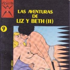 Cómics: COLECCIÓN X -- Nº 9 -- LEVIS -- LAS AVENTURAS DE LIZ Y BETH II. Lote 105771119