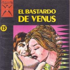 Cómics: COLECCIÓN X -- Nº13 -- GARVI/MARAU -- EL BASTARDO DE VENUS. Lote 105771175