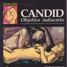 Cómics: COLECCIÓN X -- Nº 94 -- FEROCIUS -- CANDID OBJETIVO INDISCRETO . Lote 105771319