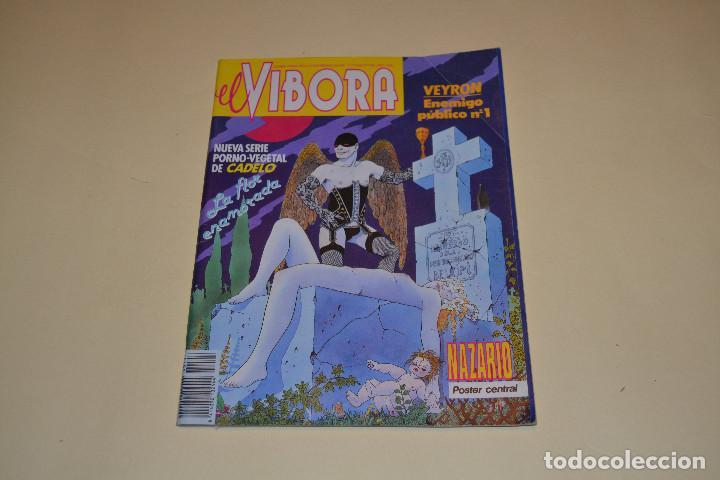 EL VIBORA Nº 117 (Tebeos y Comics - La Cúpula - El Víbora)