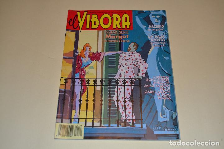 EL VIBORA Nº 134 (Tebeos y Comics - La Cúpula - El Víbora)