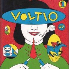Cómics: VOLTIO # 2 (LA CUPULA,2016) - ANA ONCINA - ALEX GIMENEZ - ALEX RED. Lote 105991139