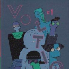 Cómics: VOLTIO # 1 (LA CUPULA,2016) - ANA ONCINA - ALEX GIMENEZ - ALEX RED - NURIA TAMARIT. Lote 105991315