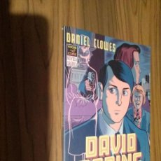 Fumetti: DAVID BORING. DANIEL CLOWES. RÚSTICA. TIENE UN CORTE EN PRIMERA PÁGINA. NO AFECTA AL COMIC. Lote 106589203
